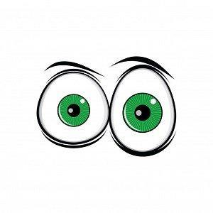 Шутки про глаза