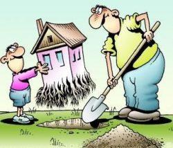 Смешные шутки про дом