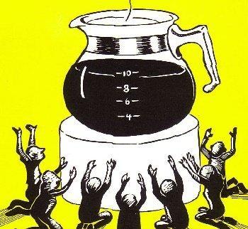 Смешные до слез шутки про кофе