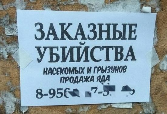 Read more about the article Короткие анекдоты объявления