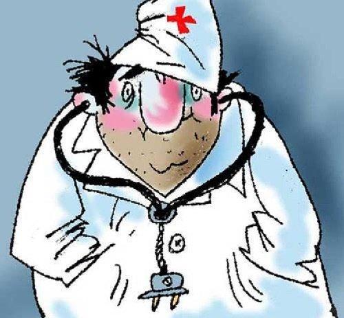 анекдоты на медицинскую тему