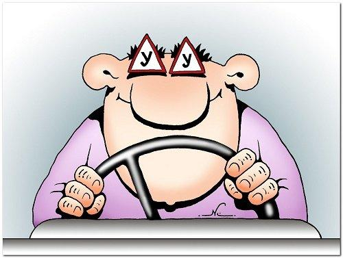 анекдоты на водительскую тему