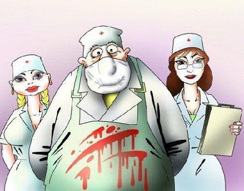 докторские анекдоты
