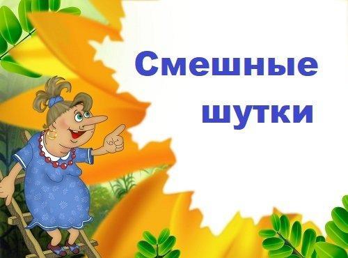 Read more about the article Смешные шутки