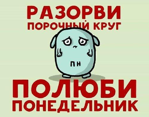 анекдоты понедельника 5.08.2019