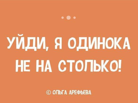 Read more about the article Смешные одностишья Ольги Орефьевой