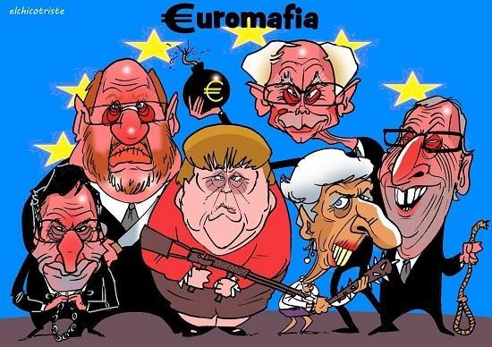 анекдот в картинке про европу