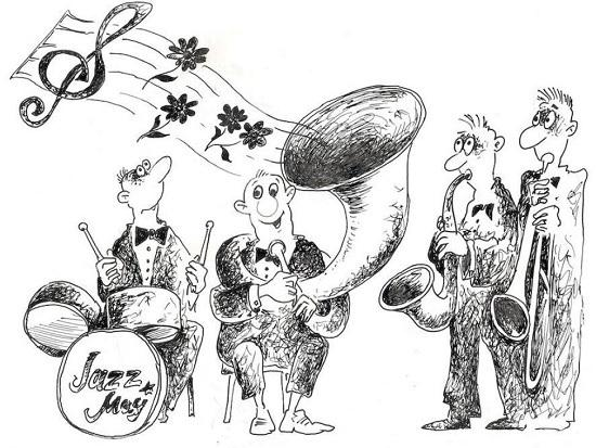 Анекдоты про джаз