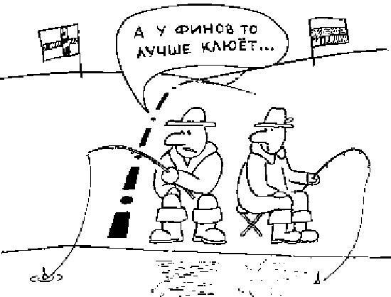 Анекдоты про финнов