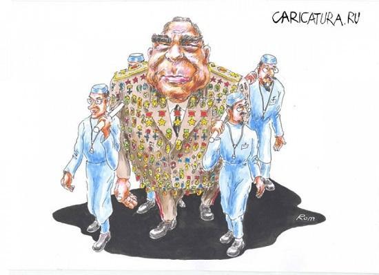 карикатура про политику