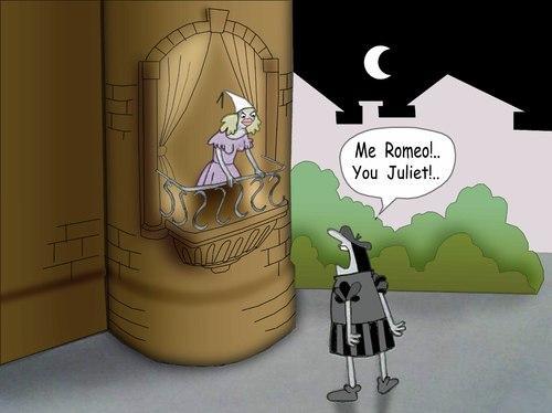 Карикатуры про женские имена