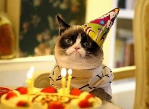 остроумные статусы про день рождения