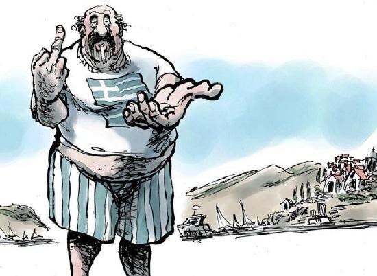 своим смешные картинки про греков желанию