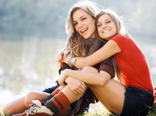 короткие стихи про женскую дружбу