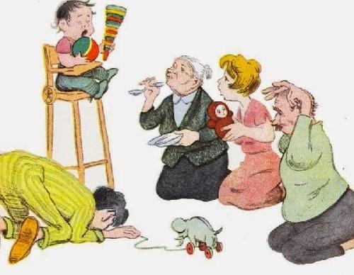 Прикольные анекдоты про детей и родителей