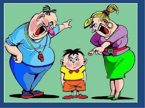 Read more about the article Смешные анекдоты про детей и родителей