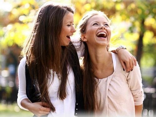 смешные до слез статусы про подруг