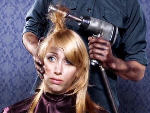 смешные статусы про парикмахеров