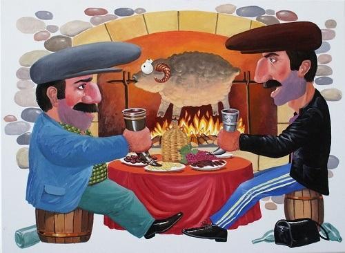анекдоты про армян и азербайджанцев