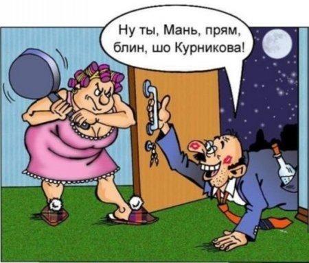 анекдоты про баб и дур
