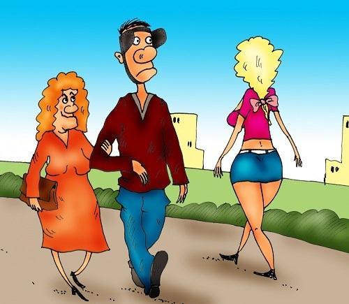 Read more about the article Лучшие анекдоты про отношения мужчин и женщин