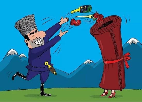 прикольный анекдот про армян и азербайджанцев
