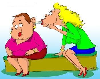 ржачные анекдоты про баб и дур