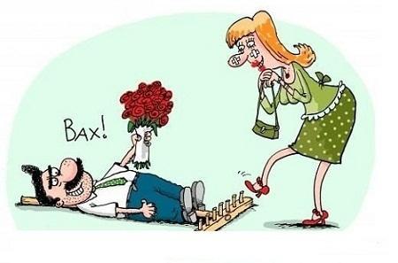 Read more about the article Самые смешные анекдоты про баб и женщин