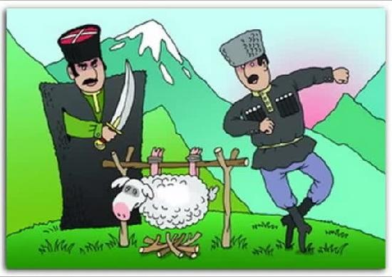 смешные анекдоты про армян и азербайджанцев