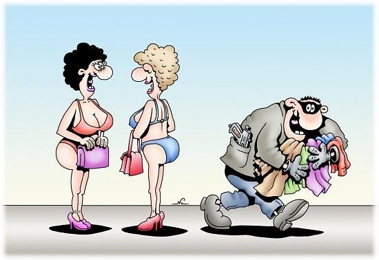 Анекдоты про девушек и человека