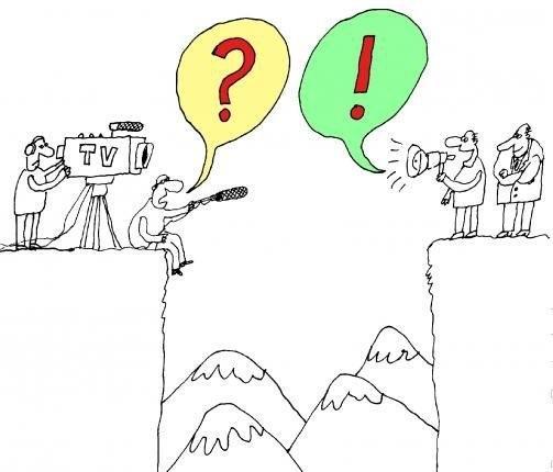 Смешные анекдоты про вопросы и ответы