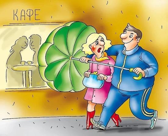 анекдоты про девушек и свидания