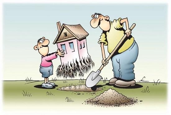 анекдоты про дом и ребенка