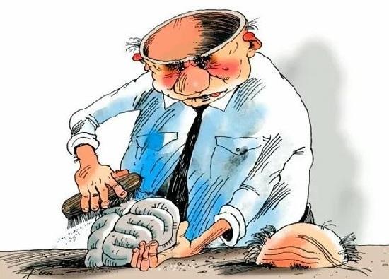 Анекдоты про голову и руки