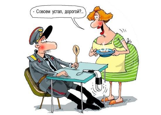 Read more about the article Смешные анекдоты про жену и работу
