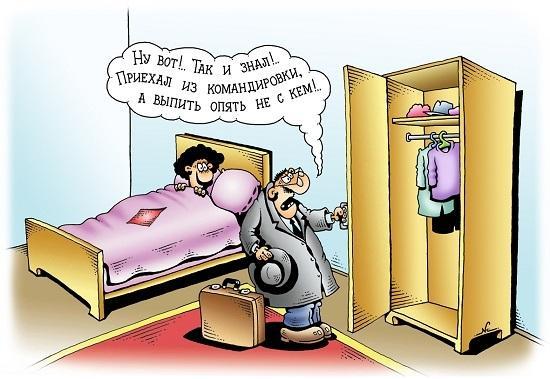 Свежие анекдоты №335