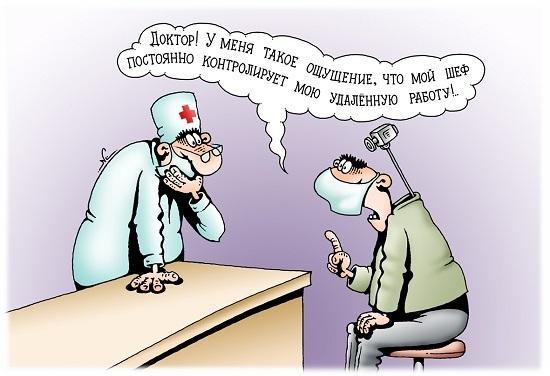 Свежие анекдоты №337