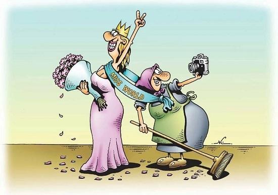 Анекдоты про жизнь и женщин