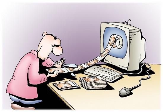 смешная карикатура обо всем на свете