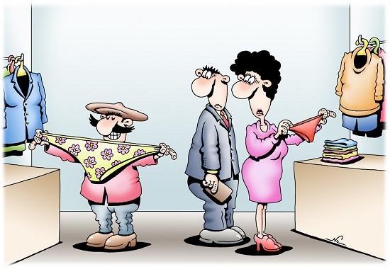 Read more about the article Смешные анекдоты про женщину и мужа