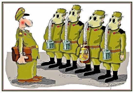 смешные короткие истории про армию