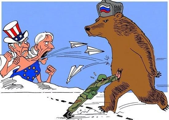 анекдоты про россию и время