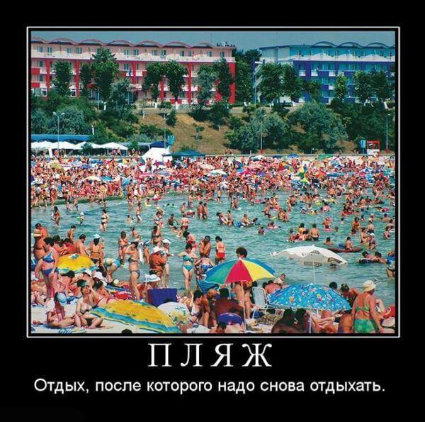 прикольное лето на картинке