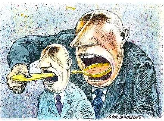 анекдоты про президента и народ