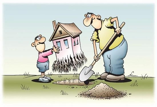 анекдоты про дом и мужа