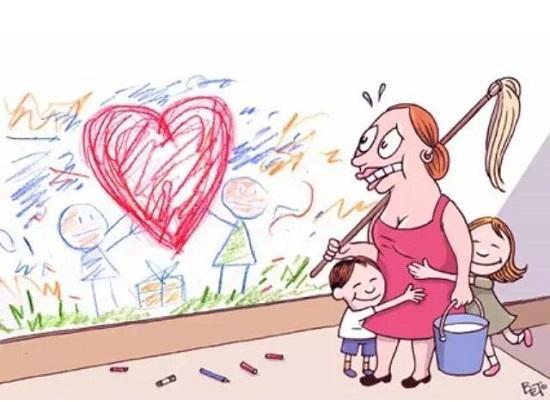 анекдоты про маму и руки