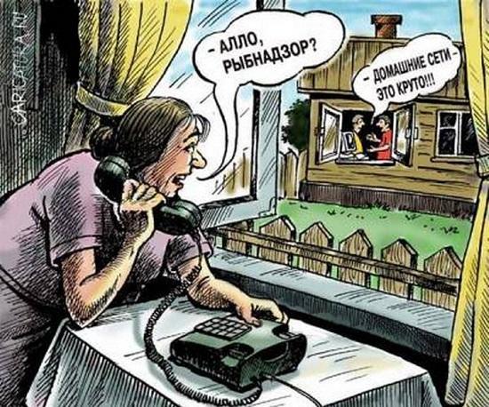 анекдоты про звонок и трубку