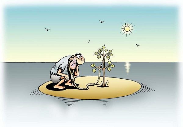 анекдоты про жизнь и конец
