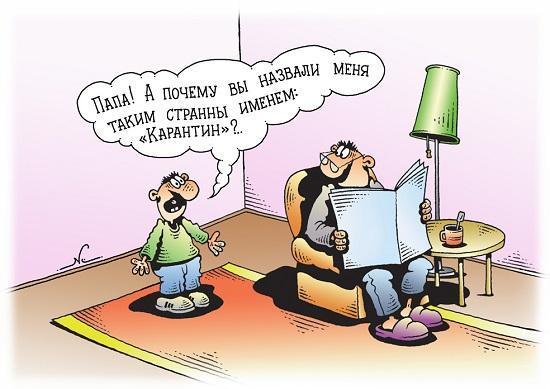 очень смешные анекдоты про коронавирус