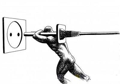 анекдот картинка про вилку и ложку